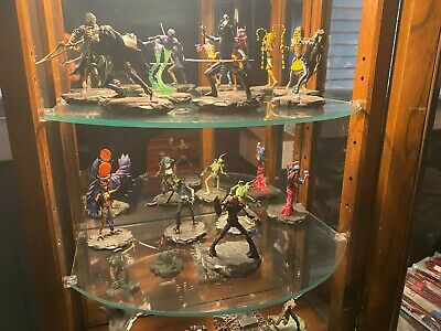 IRON MAIDEN LEGACY OF THE BEAST COMPLETE SET!!!!!!! (12 Unique Figures) • 637.68£