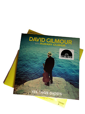 David Gilmour With Romany Gilmour ‎Yes  I Have Ghosts Single Vinyl Black Friday  • 14.69£