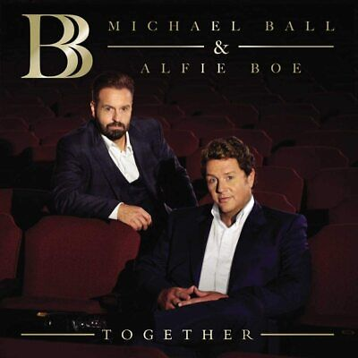MICHAEL / MICHEAL BALL & AND ALFIE BOE BO - Together CD Xmas Album NEW • 9.99£