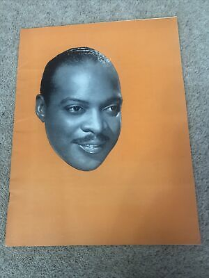 **count Basie Concert Tour Programme Spring 1957** • 4.99£