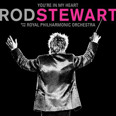 You're In My Heart - Rod Stewart With The Royal Philharmonic Orchestra  • 2.99£
