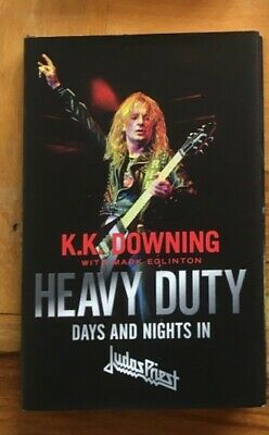 KK Downing Heavy Duty Days And Nights In Judas Priest. KK's Life Story. • 3£