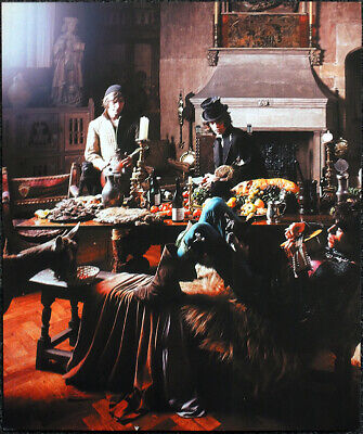 The Rolling Stones Poster Page . 1968 Beggars Banquet Album Cover Outtake . W16 • 9.99£