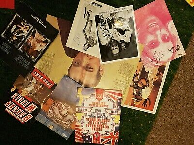 1980s Country Music Programmes Some Signed,  Inc David Alan Coe & Tammy Wynette • 0.99£