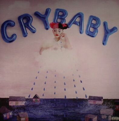 MARTINEZ, Melanie - Cry Baby - Vinyl (gatefold LP + Booklet) • 27.35£
