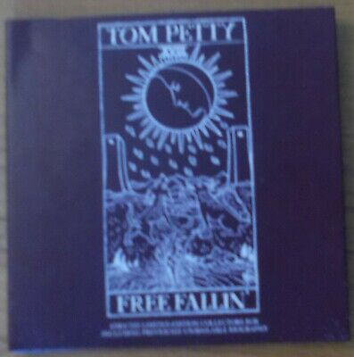 Tom Petty - Free Fallin' - Hardback Pack CD Limited Edition - Very Good Cond. • 14.99£