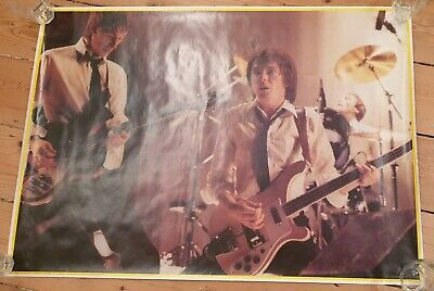 The Jam - Posters Original Band Shots From 78 And 79,  Rare • 45£