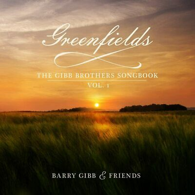 Barry Gibb Greenfields Gibb Brothers Songbook Vol.1 Cd (8/01/2021) - In Stock • 10.99£