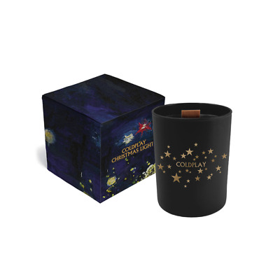 Coldplay - Christmas Lights Official Candle Sold Out Rare Limited New • 58.91£