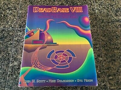 Deadbase VIII The Complete Guide To Grateful Dead Song Lists PAPERBACK Numbered • 28.61£