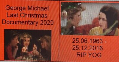 George Michael Last Christmas Documentary  • 6£