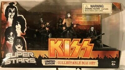 Superstars KISS Collectable Box Set • 58.91£