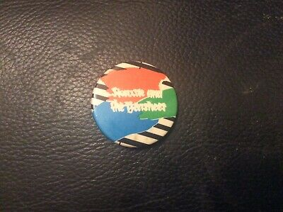 Siouxsie & The Banshees Original Kaleidoscope Badge Punk Very Good Condition • 16£