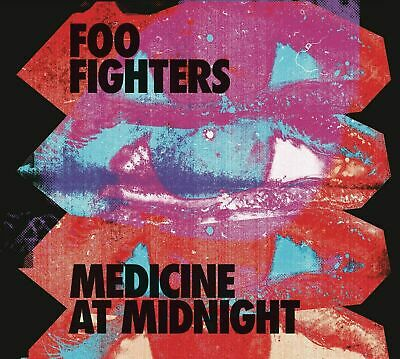 FOO FIGHTERS MEDICINE AT MIDNIGHT CD (Released February 5th 2021) - IN STOCK • 12.97£