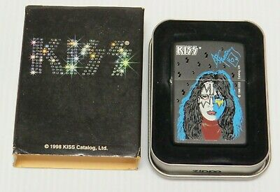 Kiss Ace Frehley Zippo Lighter New In Box • 55.22£