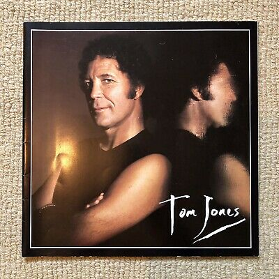 Tom Jones | Matador Musical Programme 1987 |  Excellent Condition • 3.99£