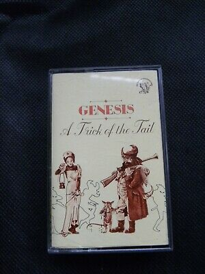 Genesis - A Trick Of The Tail - Cassette 7208 602 1976 - Red Label (707) • 16£