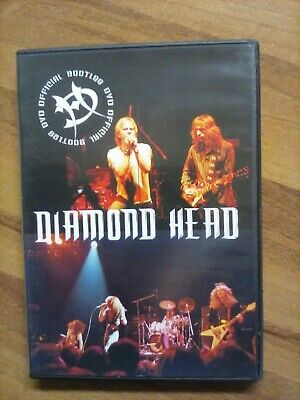 Diamond Head Official Bootleg Rare Dvd • 4.99£