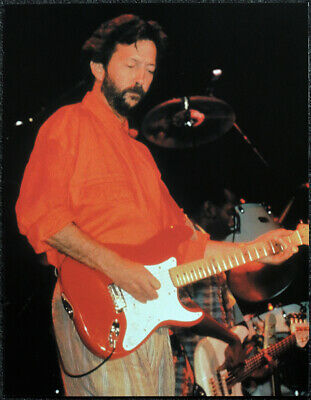 Eric Clapton Poster Page . L19 • 5.99£