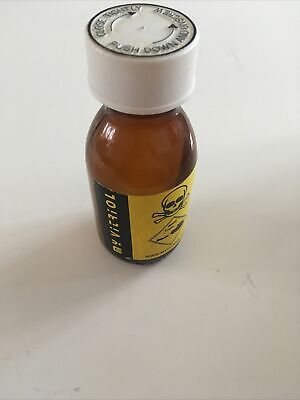 My Vitriol Medicine Bottle Promo Pill Bottle Infectious Records Finelines Used • 5£