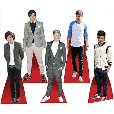Celebrity One Direction Table Standee Desktop Standup Cutout Cardboard Masks 1d • 1.95£