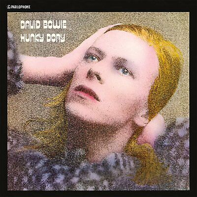 David Bowie - Hunky Dory (Remastered) - 180gram Vinyl LP *NEW & SEALED* • 19.99£