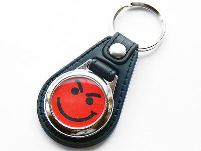 BON JOVI HAVE A NICE DAY American Rock Band Quality Leather And Chrome Keyring • 5.99£