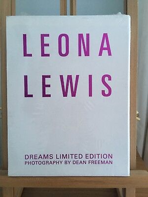 Leona Lewis Limited Edition Book With Signed Prints • 40£