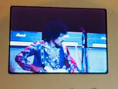 Jimi Hendrix Experience Slides From A Minneapolis Auditorium Concert 1968 • 2,294.19£