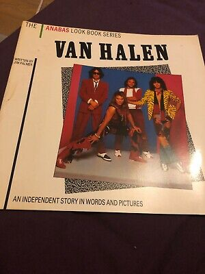 Van Halen - Anabas Look Book Series • 29.99£