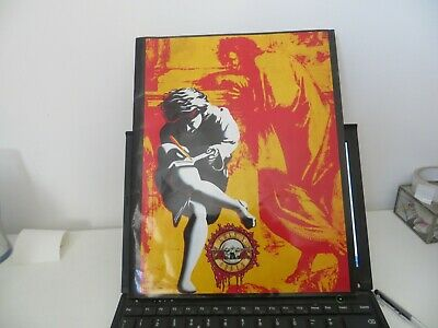 Guns N Roses Use Your Illusion Tour Program • 27.99£
