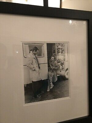 The Police Sting BBC Framed Press Photograph  • 135£