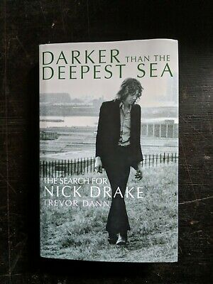 Unread NICK DRAKE . HARDCOVER BOOK  • 30£