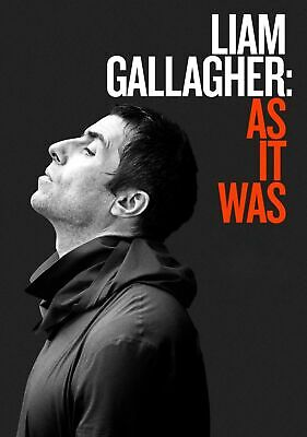 Liam Gallagher Oasis Poster A5 A4 A3 A2 • 11£