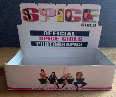 Rare! Spice Girls Official Photographs Shop Display Stand 1997 • 24.99£