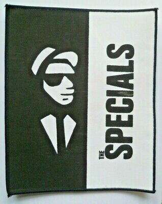 Large Vintage The Specials Jacket Cloth Patch Early 1980's Ska • 10£
