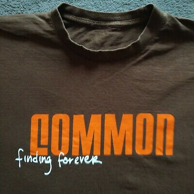 Common - Finding Forever Vintage Tee Shirt Rap Promo Hip Hop Large  • 24.99£