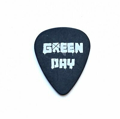 Green Day Guitar Pick!  Authentic Tour Pick. Concert Girl . Billy Joe Armstrong • 39.34£