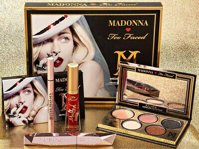 Madonna By Too Faced Madame X Medellin Makeup Palette Tour Merchandise BRAND NEW • 75£