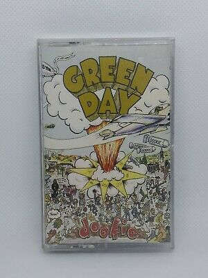1994 Green Day Dookie Cassette Tape • 10.26£