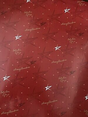 KYLIE MINOGUE Christmas 2015 WRAPPING PAPER RARE • 19.99£