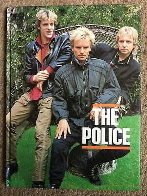 The Police By James Milton 1984 • 1.30£
