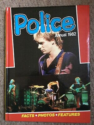 The Police Annual 1982 • 1.30£
