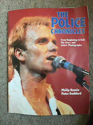 The Police Chronicles/ Philip Kamin & Peter Goddard 1984 • 2£