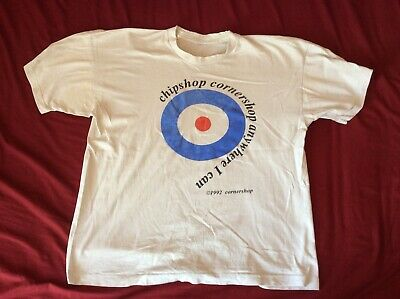 Cornershop - Official T-shirt - 1992 • 8.79£