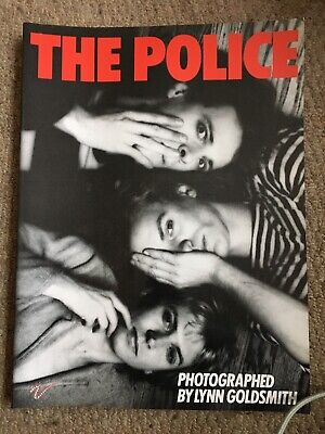 The Police Photographed By Lynn Goldsmith /  1983 • 5£