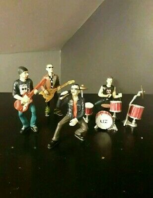 U2 Paul Hewson Bono Band Rare Figures Ornaments Statues 1980's  • 129.99£