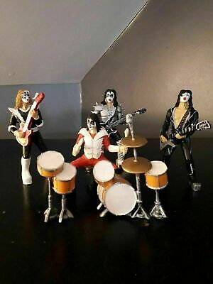 Kiss Paul Stanley Band Rare Figures Ornaments Statues 1980s  • 129.99£