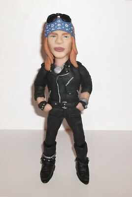 Axl Guns N' Roses Rare Resin Figure Perfect Condition Stunning!  • 149.99£