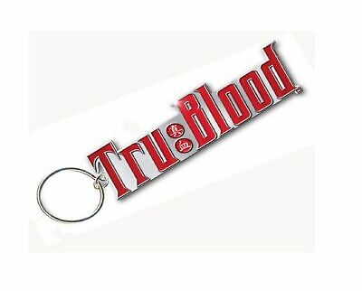 True Blood Keyring Keychain Logo New Official Metal Size One Size • 1.95£